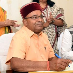 Thawarchand Gehlot replaces Jaitley as Leader of RS