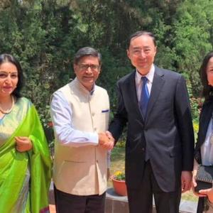 Sun Weidong appointed China's new envoy to India