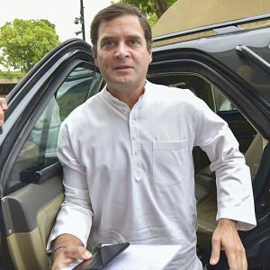 17th Lok Sabha session begins, PM, Rahul take oath