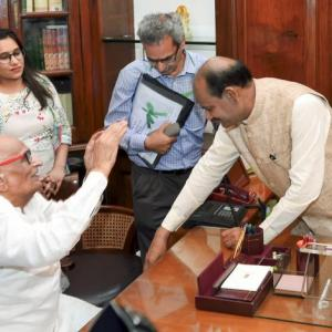 Om Birla's journey to Speaker's chair