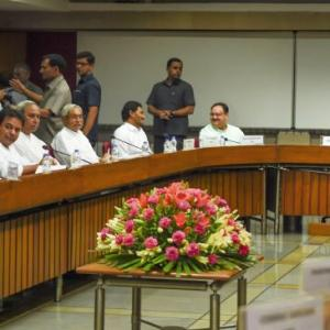 Cong, others skip PM's meet on simultaneous polls