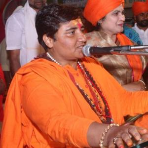 Malegaon blast: Court rejects Pragya's exemption plea