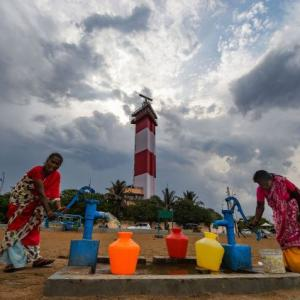 How Chennai is surviving water scarcity