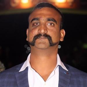 Good to be back in my country, says Abhinandan