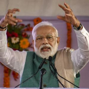 'Made in Amethi' now a reality: PM mocks Rahul on his turf