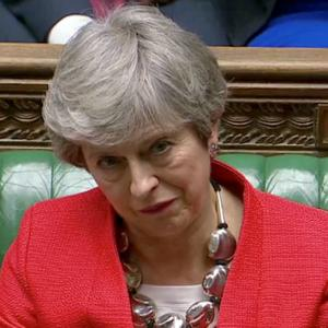 Britain's May loses crunch vote in another massive Brexit defeat