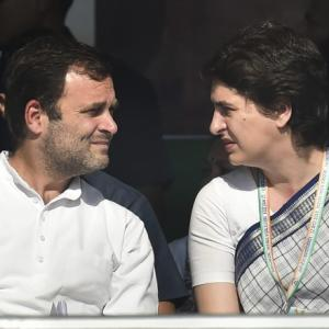 For Rahul, polls revolve around mom, sis, Jairam, WhatsApp