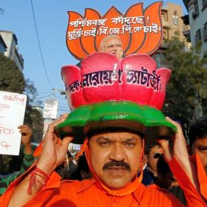BJP-friendly ads dominated Facebook since February