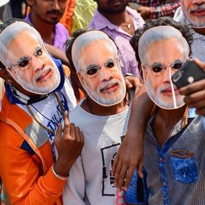 '75% of India will vote against Modi'