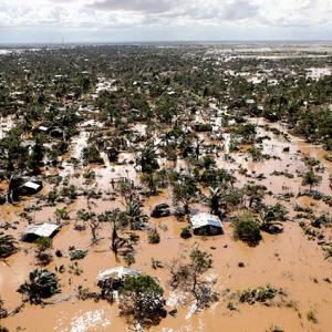 PHOTOS: Aftermath of Cyclone Idai