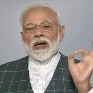 'Modi got himself an hour of free TV'