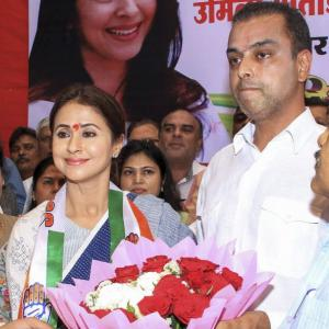 Cong fields Urmila Matondkar from Mumbai North seat