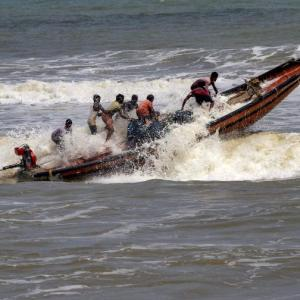 Cyclone Fani nears Odisha, poll code lifted