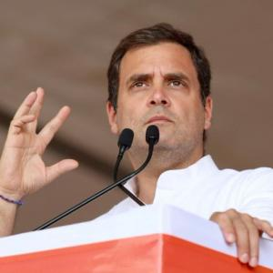 PM has hatred for my family: Rahul