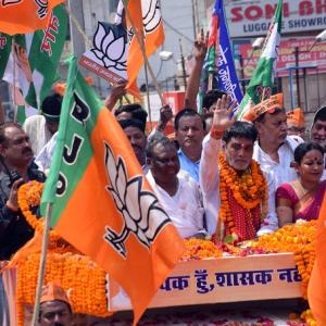 'Dalit disenchantment with BJP is widespread'