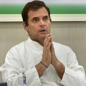 Rahul asks CWC to pick non-Gandhi as Cong president