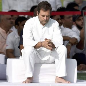 'Rahul best person to lead the Congress party'