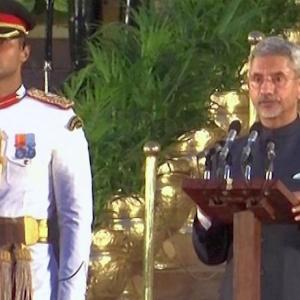 Jaishankar: A surprise pick in Council of Ministers