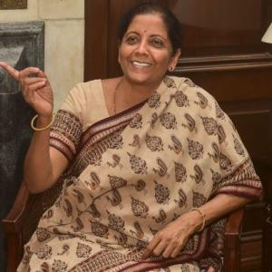 The men behind Sitharaman's 2nd Budget