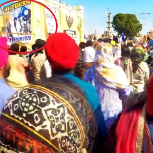 Khalistani leaders feature in Pak Kartarpur video