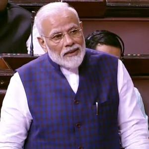 Difference between checking and clogging: Modi in RS