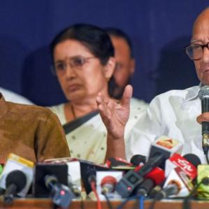 Action will be taken against Ajit: Sharad Pawar