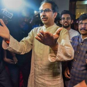HC raises concern over Uddhav's oath at Shivaji Park