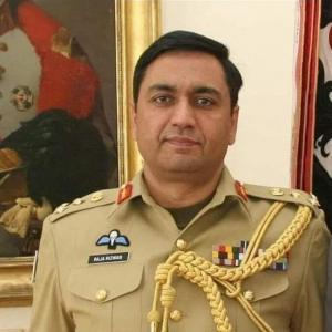 Pakistan hangs brigadier for spying
