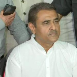 Only dy CM from NCP, Speaker from Cong: Praful Patel