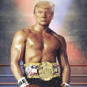 Meet 'Rocky Balboa' aka US Prez Donald Trump