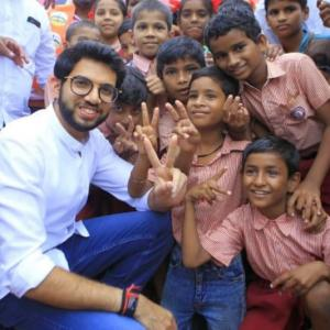 Can 'creative' Aaditya revive Sena's popularity?