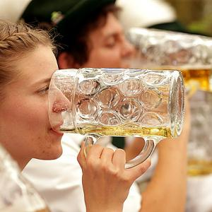 Where beer flows endlessly: Welcome to Oktoberfest