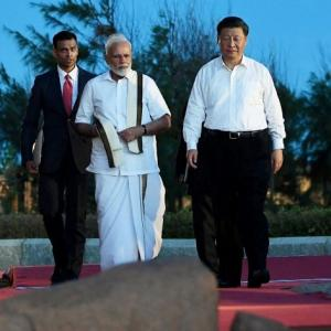 Annam lamp, Thanjavur painting: Modi's gifts to Xi