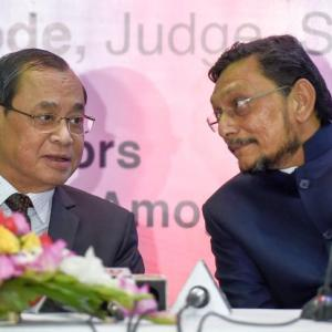 CJI Gogoi recommends Justice Bobde as his successor