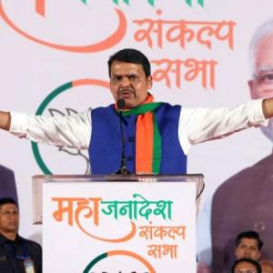 2-state assembly results: Aaditya, Fadnavis lead