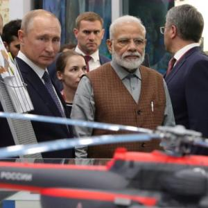 Russia to train Gaganyaan astronauts: Modi