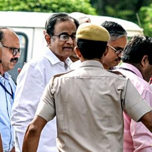 I'm only worried about the economy, says Chidambaram