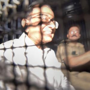 Chidambaram suffers from Crohn's disease