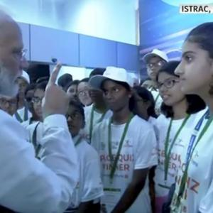 Don't let disappointment come in way: PM to students