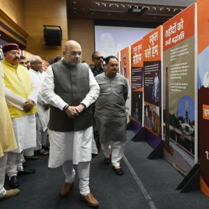 Modi's achievements showcased to mark his birthday