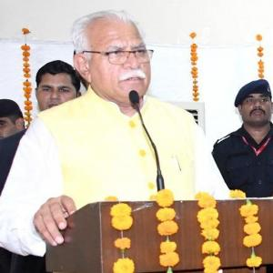 Will implement NRC in Haryana, says Khattar