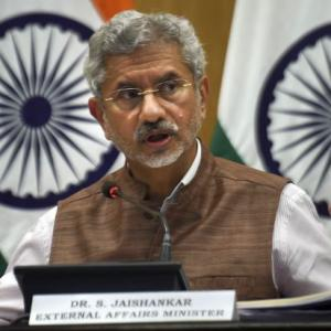 Work in progress: Jaishankar on disengagement at LAC