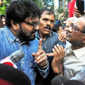 TMC waiting to get Supriyo killed: BJP