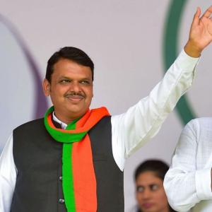 45 Sena MLAs want govt with Fadnavis as CM : BJP MP