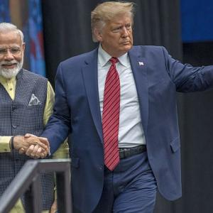 Trump listening, Modi targets Pakistan on terrorism