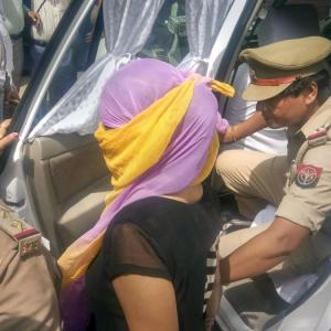 Girl who accused Chinmayanand arrested, denied bail