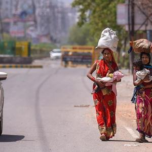 How will India's poor cope with this crisis?