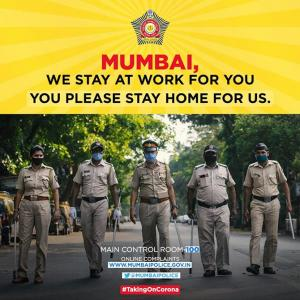 Mumbai Police's COVID-19 tweets are viral-worthy!
