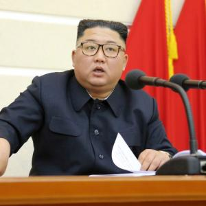 North Korea's Kim Jong Un in 'grave danger': Report