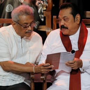 Rajapaksa & Bros are back with a bang!